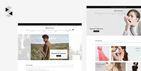 WooCommerce Themes from ThemeForest