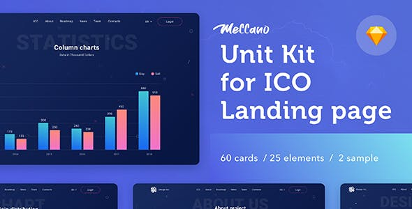Uikit Templates from ThemeForest