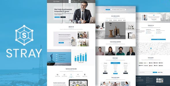 ui ux design templates from themeforest