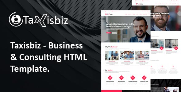 business wp html website templates from themeforest