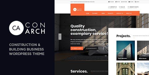 Handyman Professional Corporate WordPress Themes