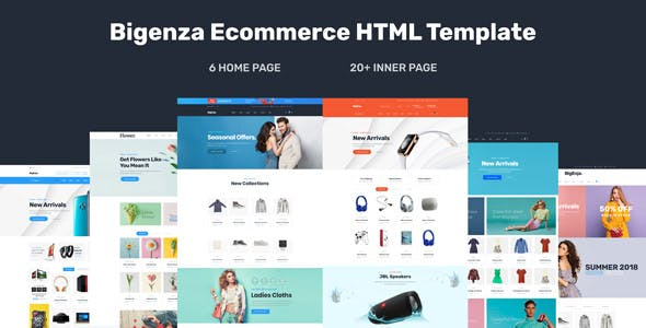 online order templates from themeforest