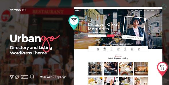 Wordpress directory themes from themeforest urbango directory and listing wordpress theme wajeb Images