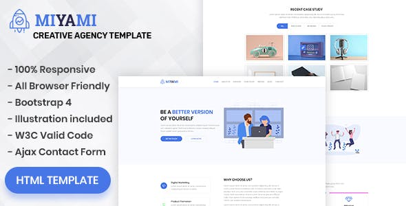 Corporate Template Templates From Themeforest