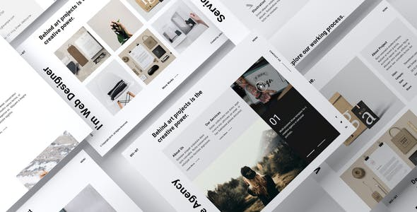 adobe muse themes muse templates from themeforest