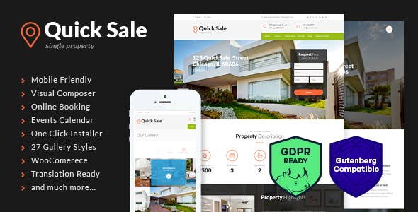 Fsbo Templates From Themeforest