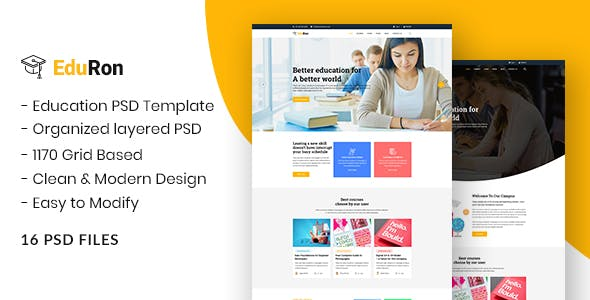 training professional corporate psd templates from themeforest