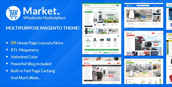 2019s Newest Premium Magento Themes From Themeforest