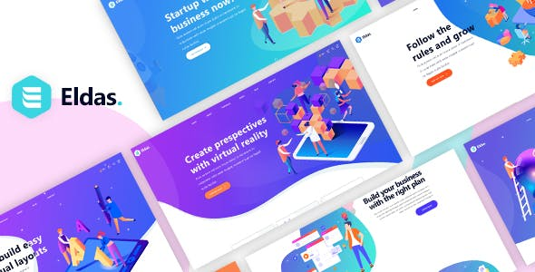 ui design templates from themeforest