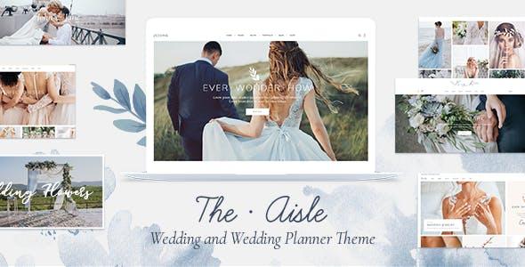 The Aisle - Elegant Wedding Theme nulled theme download