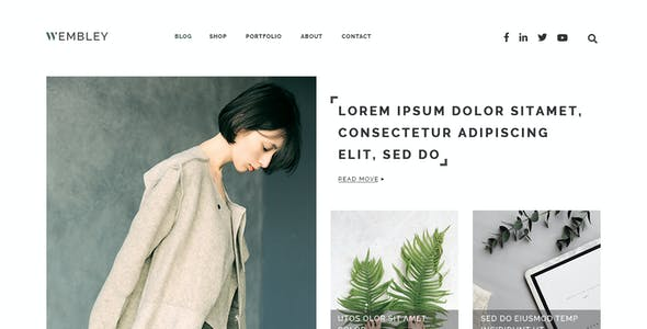 website templates from themeforest