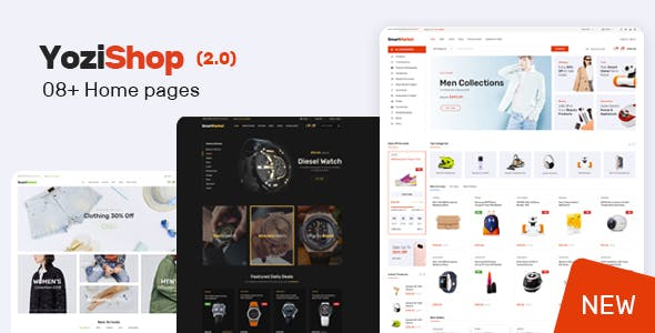 Amazon Affiliate Store Website Templates From ThemeForest