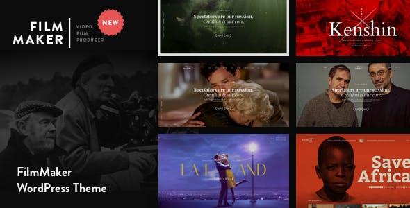 15 Best Movies WordPress Themes 2019