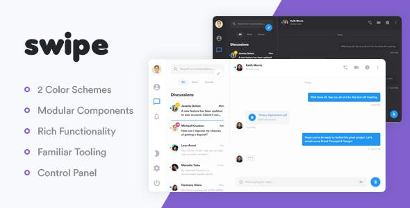 Communication Templates From Themeforest