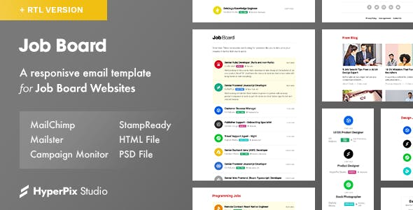 Recruiting Templates From Themeforest