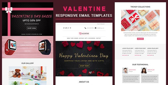 Email Templates From ThemeForest Page 2