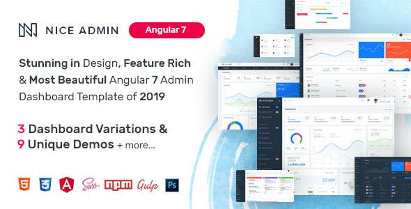 angular 7 Free Download | Envato Nulled Script | Themeforest and