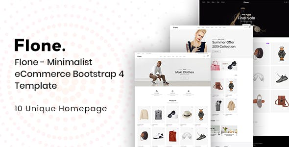 Html Fashion Website Templates From Themeforest