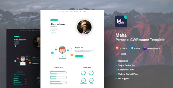 Specialist Html Web Page Templates From Themeforest