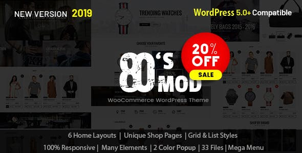 Electric - The WordPress Theme - 18