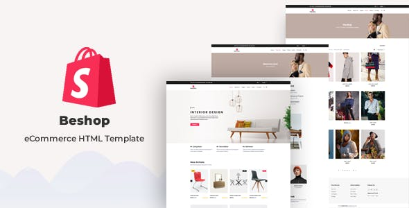 Html Online Shopping Templates From Themeforest