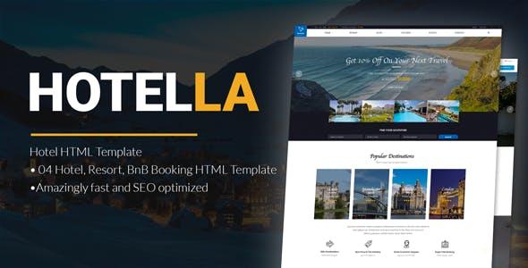 joomla hotel template.html