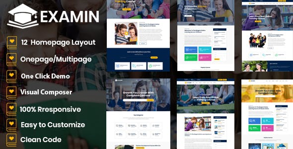 institute Free Download | Envato Nulled Script | Themeforest and