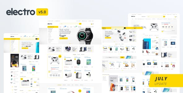 2019's Best Selling Shopify Themes