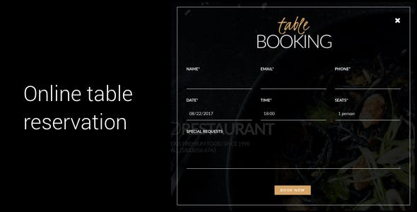 2019's Best Selling WordPress Restaurant & Cafe Themes