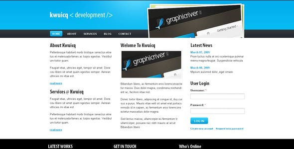 CMS Websites & Joomla Templates from ThemeForest (Page 58)
