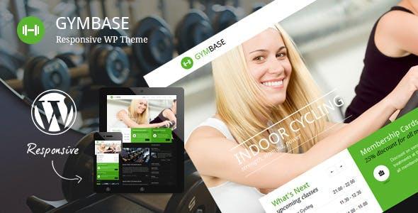 GymBase - Responsive Gym Fitness WordPress Theme nulled theme download