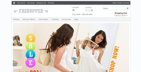 77efef1de6ce Fashopper - Premium OpenCart Theme Fashopper - Premium OpenCart Theme ...
