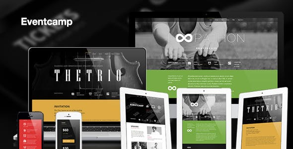 Marketing One Page Website Templates From ThemeForest