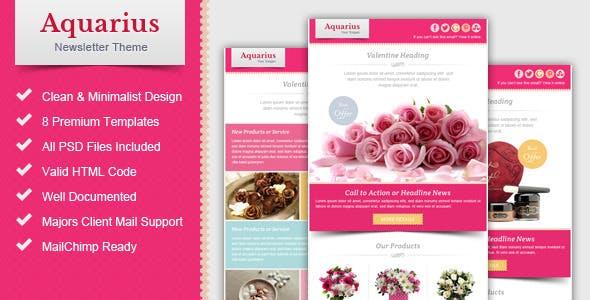 Valentine Website Templates from ThemeForest
