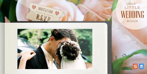 wedding album templates from themeforest