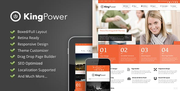 google sites website templates from themeforest