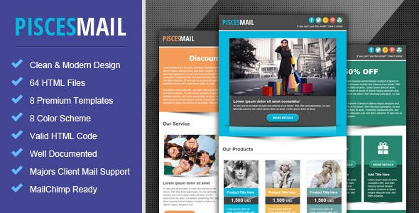 affiliate marketing mailchimp email templates from themeforest