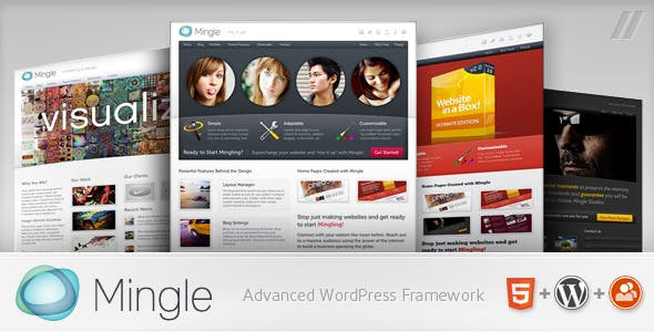 Mingle - Multi-purpose WordPress Theme nulled theme download