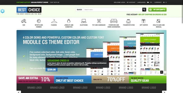 budget template ecommerce websites and templates