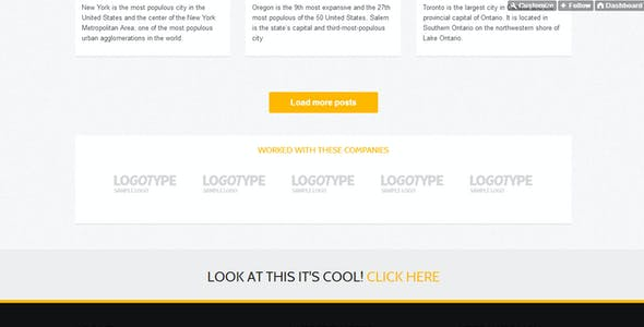 tumblr website templates from themeforest