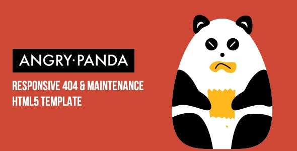 panda website templates from themeforest