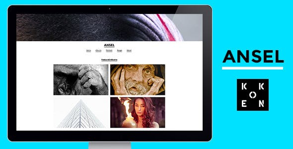 Ansel nulled theme download