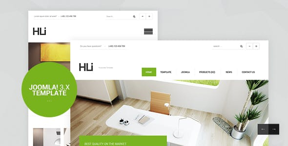 Hli Responsive Corporatebusiness Joomla 39 Template By 7studio