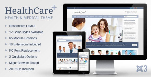 eye care templates from themeforest