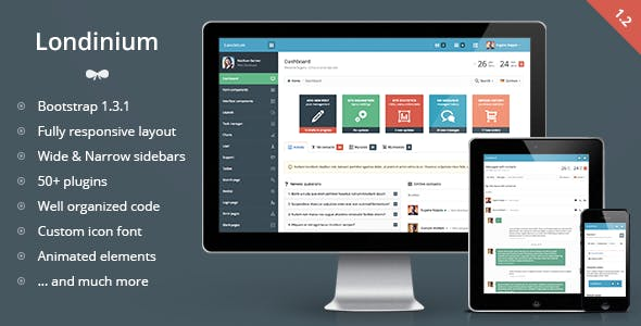 Billing Panel Templates From Themeforest
